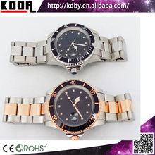 100m waterproof stainless steel watch ceramic mechanical watch Diver Gold Two Tone Automatic Roles Watch