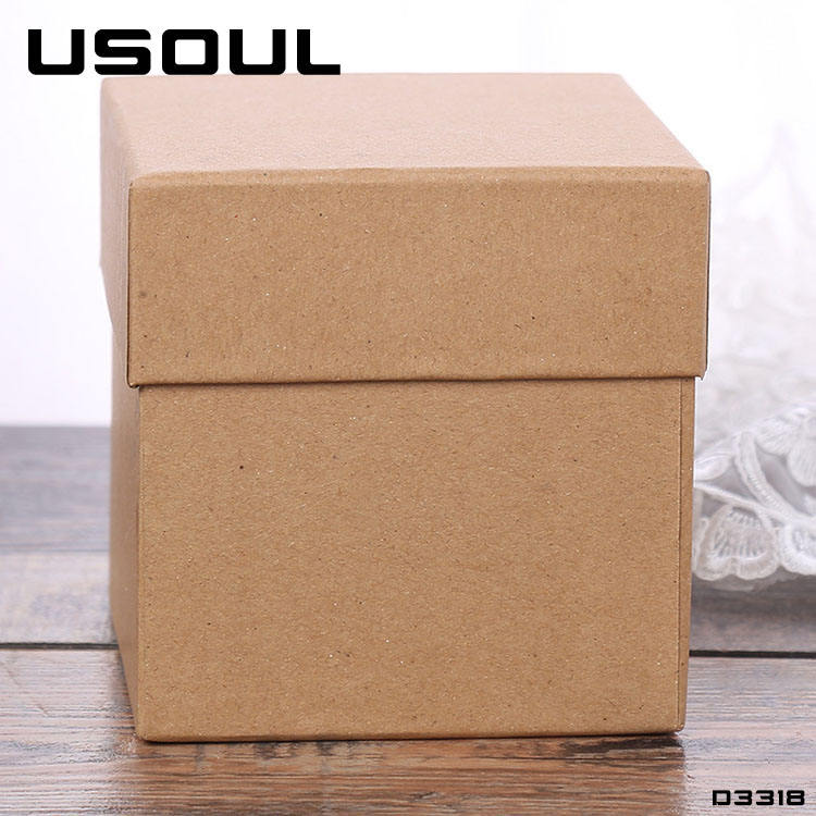 Cover Kraft Paper Packing Box Gift Manufacturers Spot Wholesale Silk Scarf Packaging