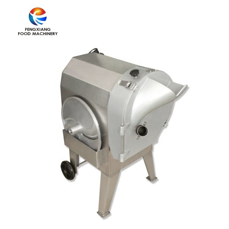 Industry food processing factory taro onion potato slicing dicing cutter