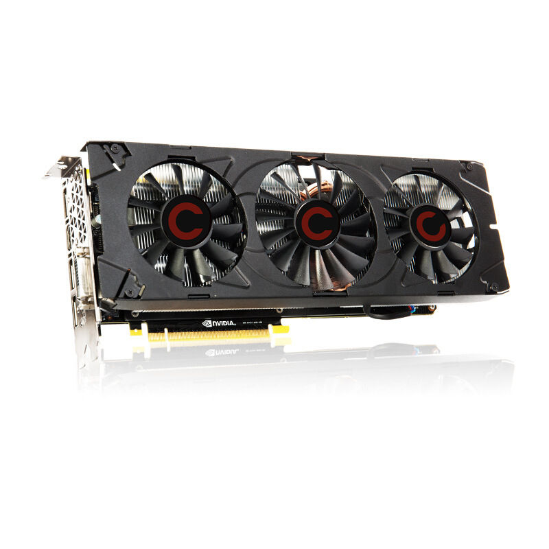 GeForce GTX 1080 Ti 11GB Grafik Kartları GV-N108TAORUS-11GD/F