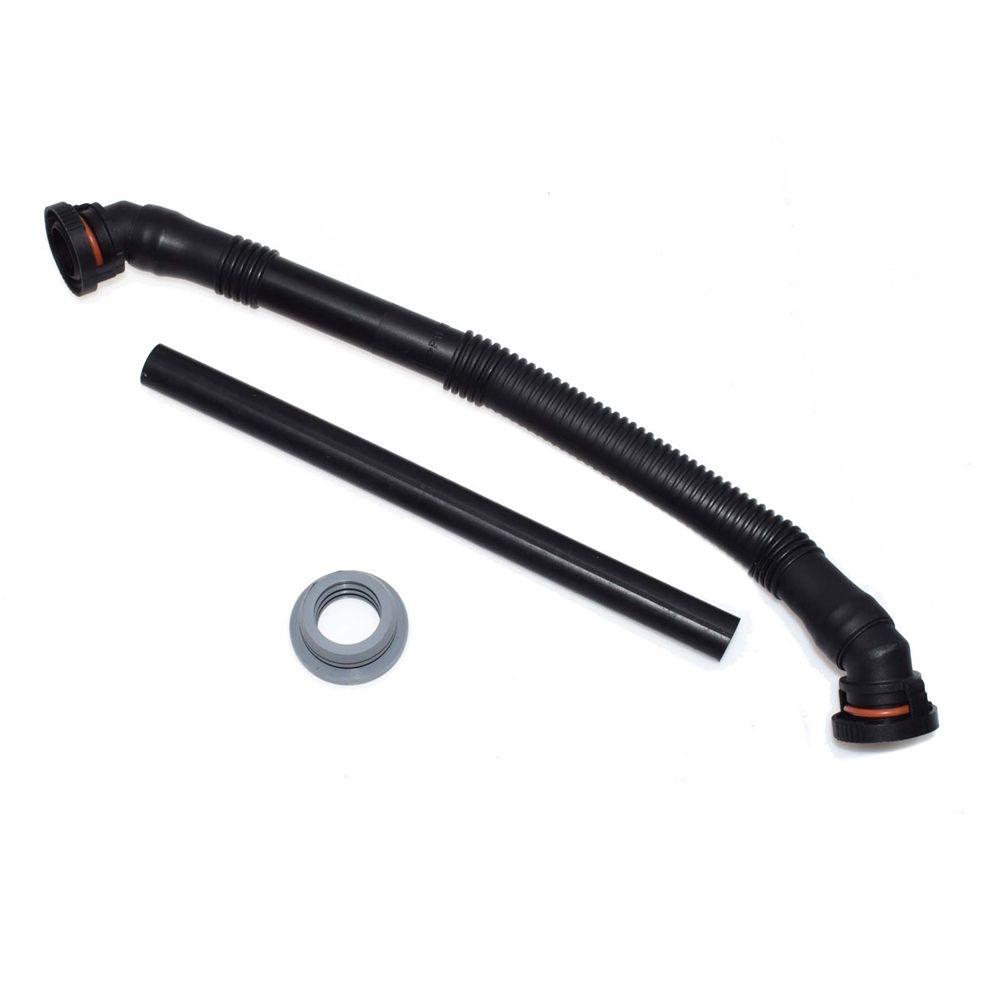Carter Reniflard Soupape Kit /& Tuyau Bmw 7501566 ou 1432558 Huile Séparateur