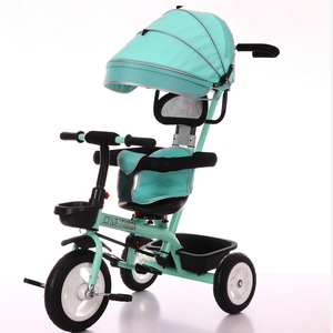 3 Wheel Child Bike Trike Toy Online Shopping Plastic Baby Stroller Tricycle For Kids Children With Push Handle And Umbrella