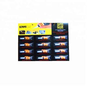 New 12pcs Super Glue 502 3g Blister Packing