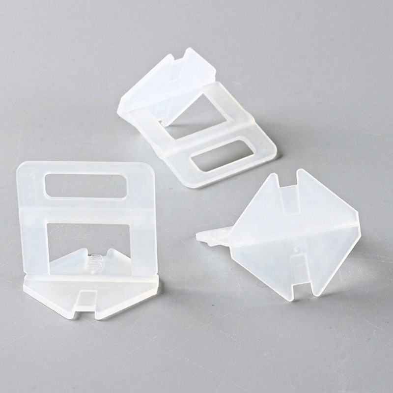 1.5mm 3000pcs spacer clips Tile Leveling Clips leveling system tiles