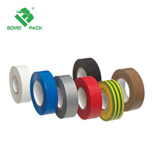 Tubo in pvc Wrap Tape, Waterpoof Isolamento Backing
