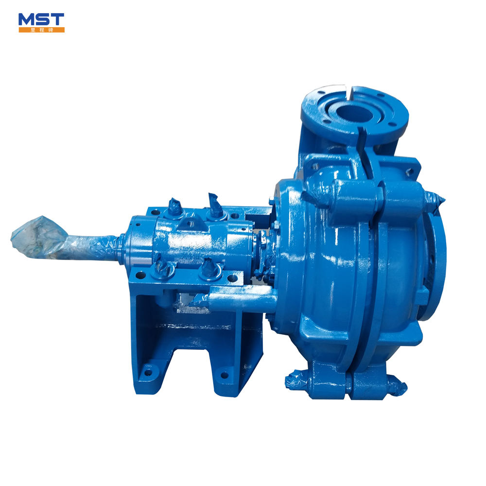Hydraulic Rubber lined Centrifugal Slurry pumps