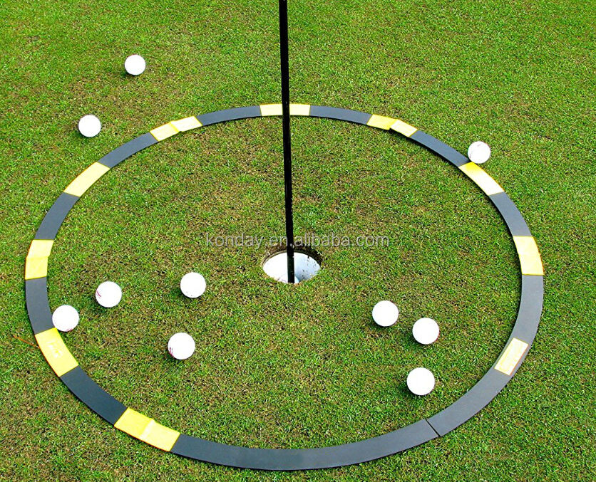 New Golf Practice Target Circle 3FT & 6FT , Swing Training Aids