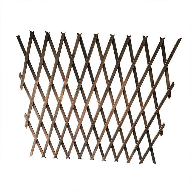 Cheap high quality bamboo chip fence bamboo garden divider bamboo panel