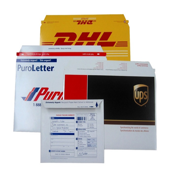 Customized size design professional mailers packaging rigid flat mailers card envelopes