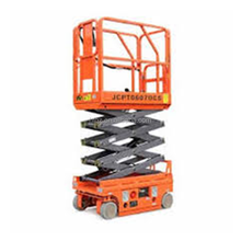 Factory direct sale safety omni directional scissor lift