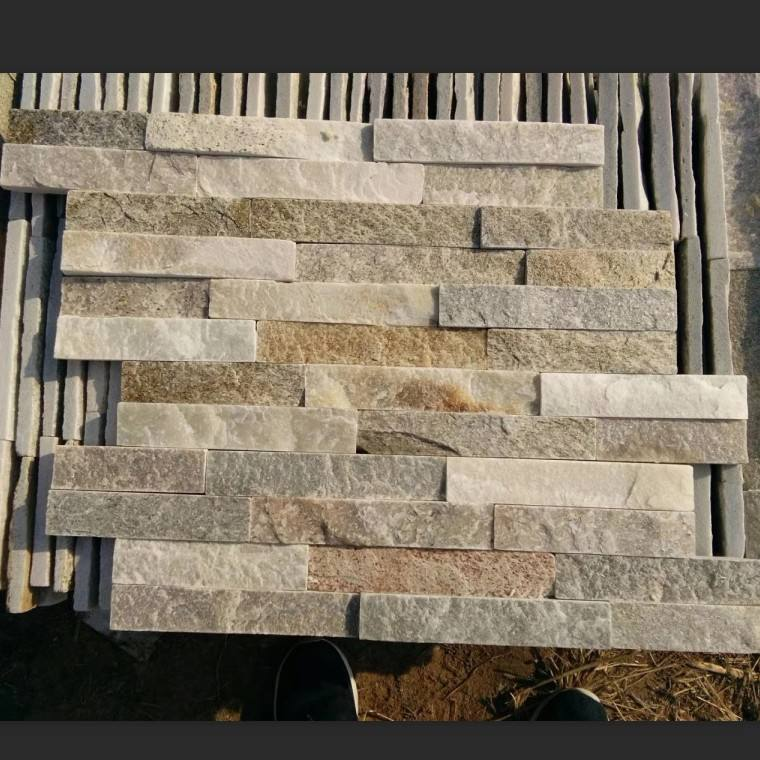 Super Thin Slate Culture Stone Exterior Wall Cladding Panel/Veneer Stone/Stone Cladding