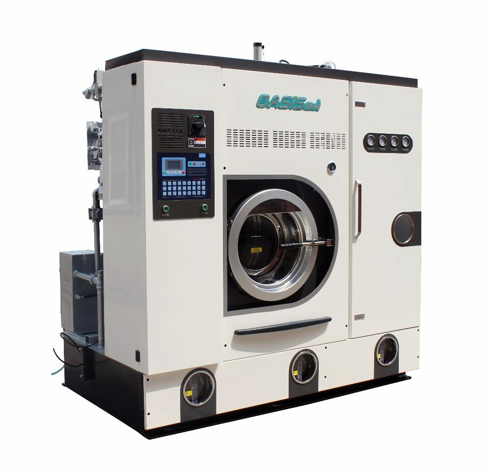 12kg Full automatic Environmentally Friendly Perc. Dry cleaning machine for laundry and Commercial