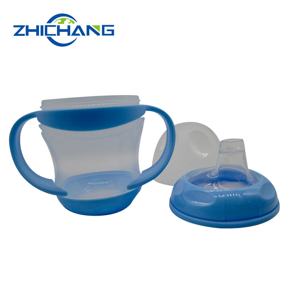 Factory Hard Pp Child Sippy Baby Sipper Cup With Toddlers Lid