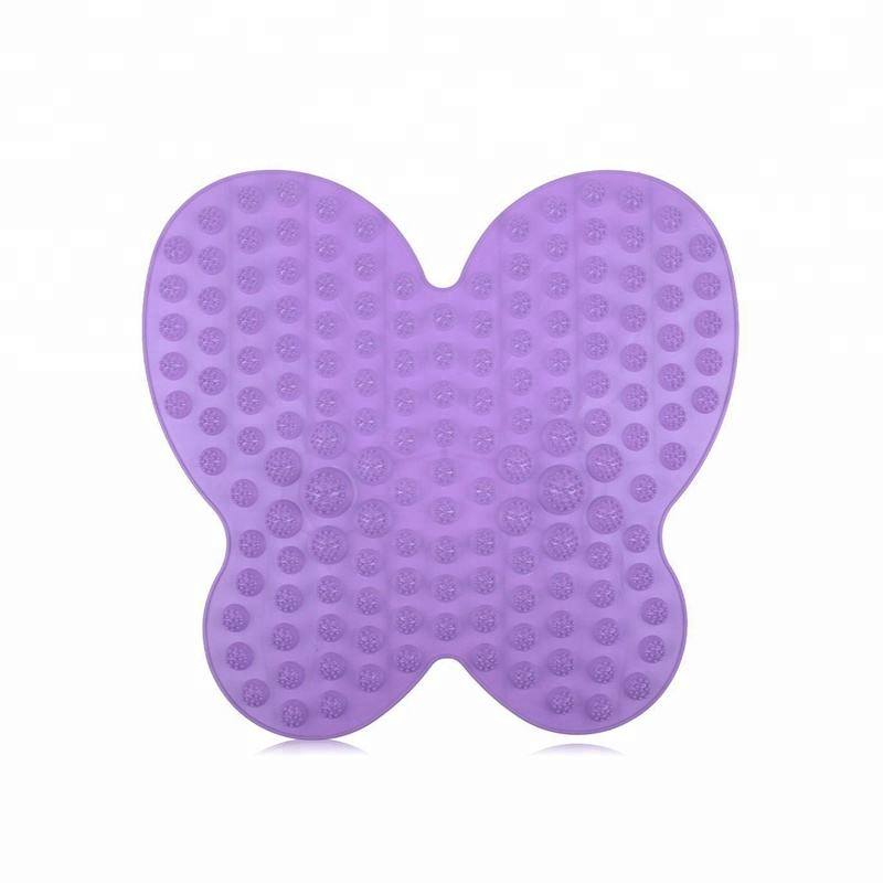 2800 Points Relieving Pain Relief Massage cushion Foot Reflexology Acupressure butterfly shape Mat