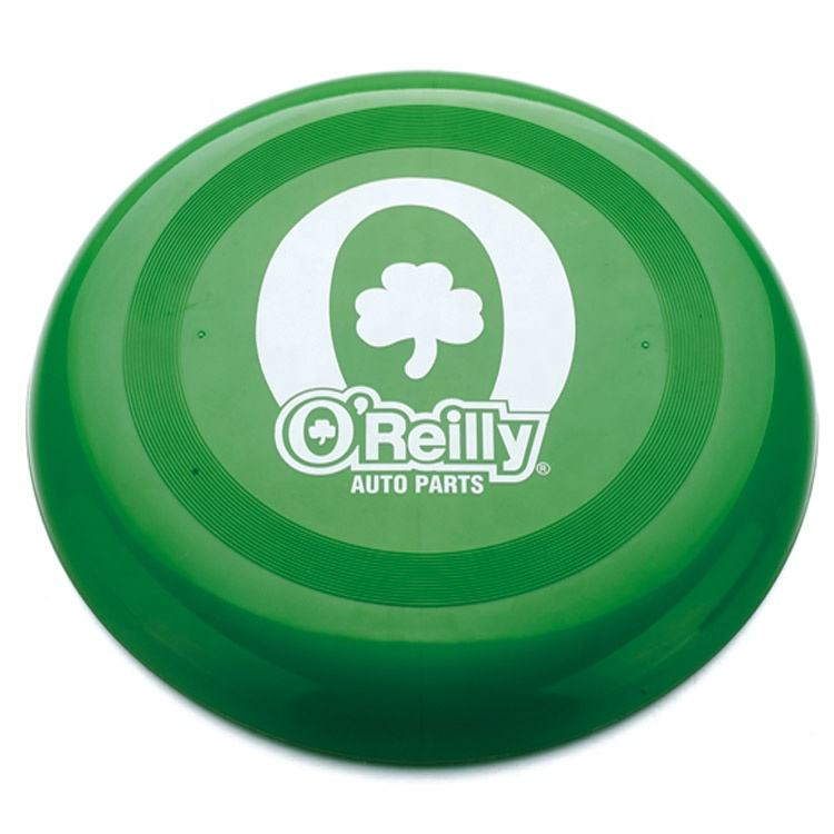 11 Inch plastic round shape dog flying disc