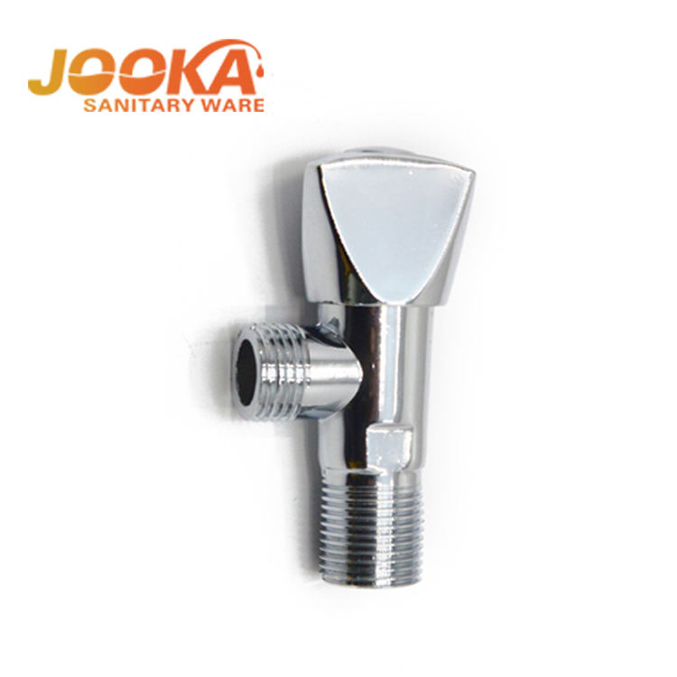 Strong and durable zinc angle stop cock valve
