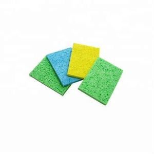 custom color cellulose cleaning sponge