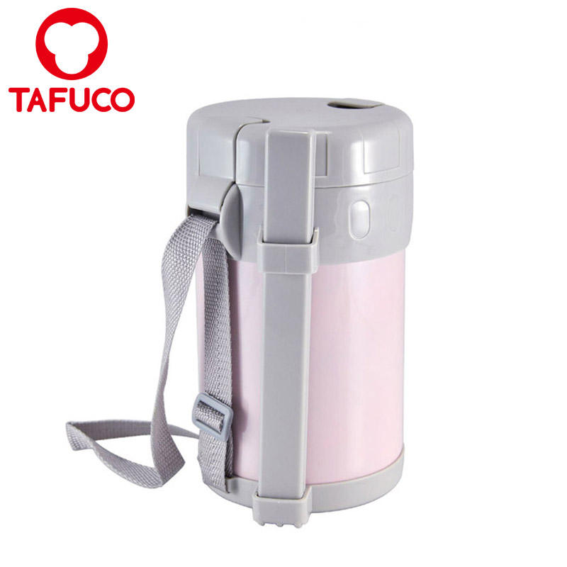 Metal [ Metal Lunch Box ] Metal Lunch Box Double Wall Metal Thermal Tiffin Carrier Vacuum Lunch Box