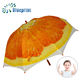 Hot selling heat transfer cheap custom print kids umbrella