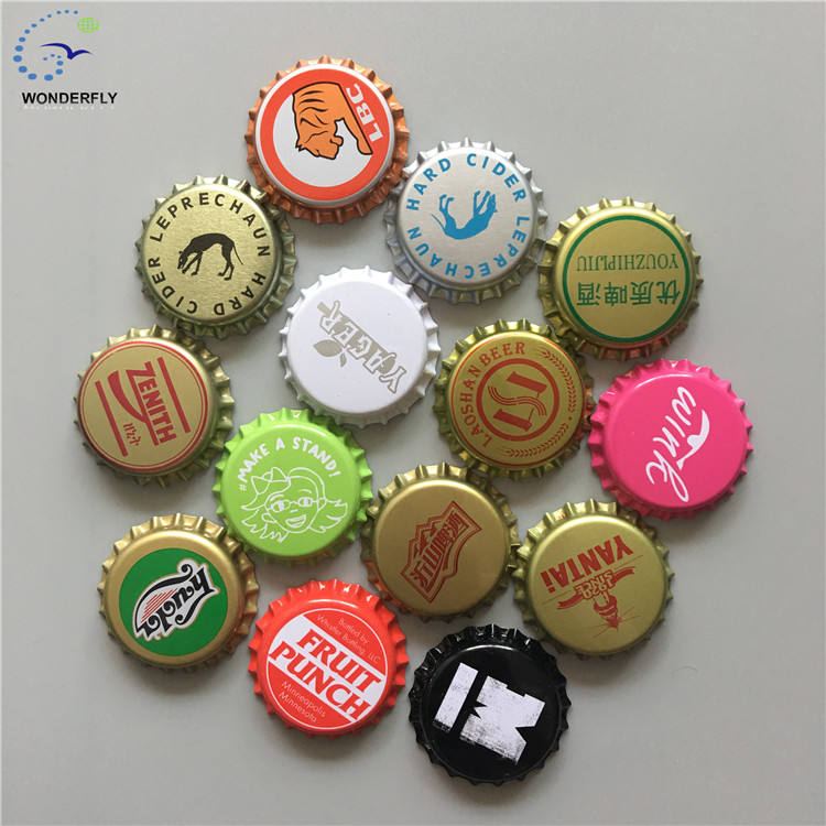 In Logo 26 mét beer bottle crown caps/water bottle caps