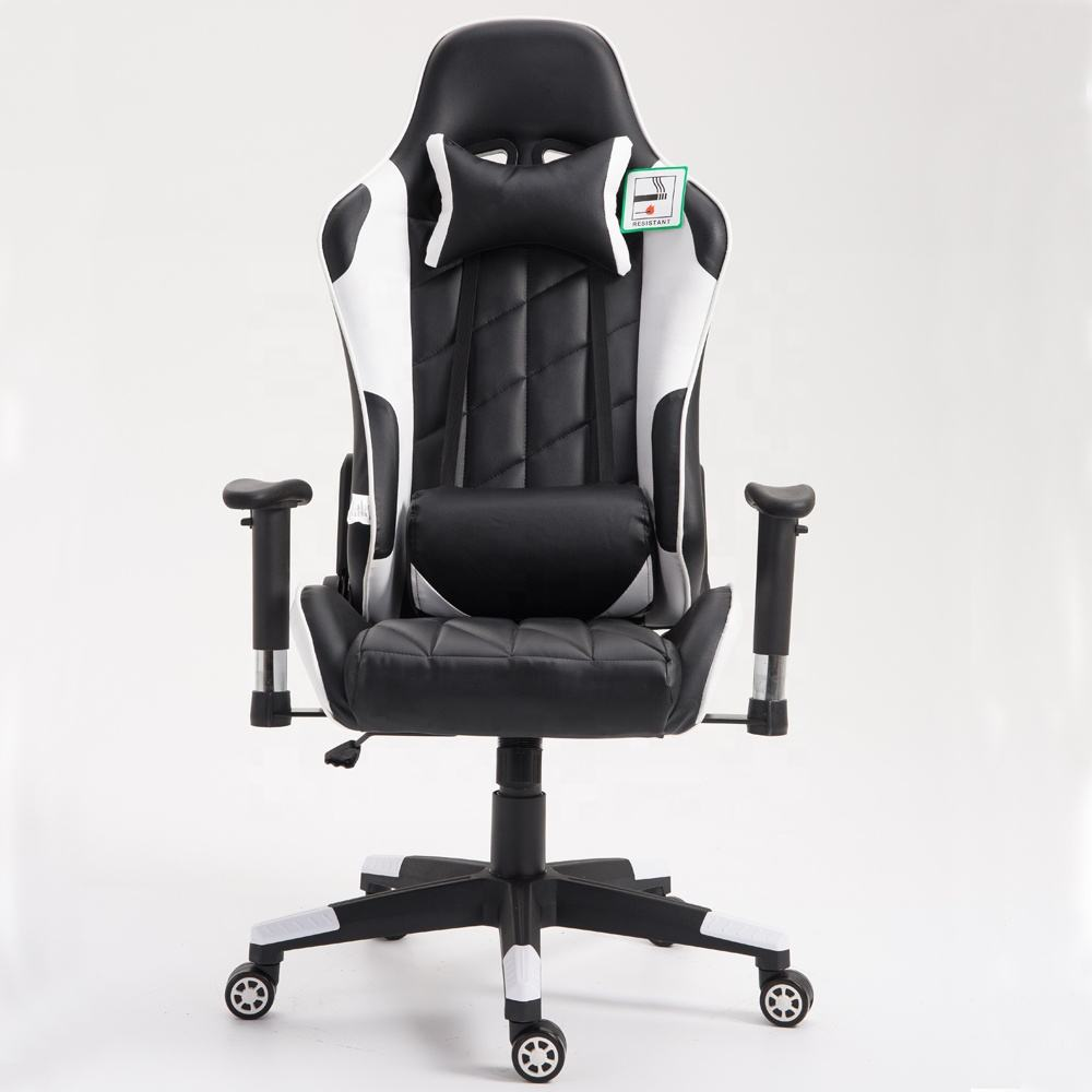 Pc Chair Custom Wheel Swivel Seat Game Computer Racing PC Gaming Chair