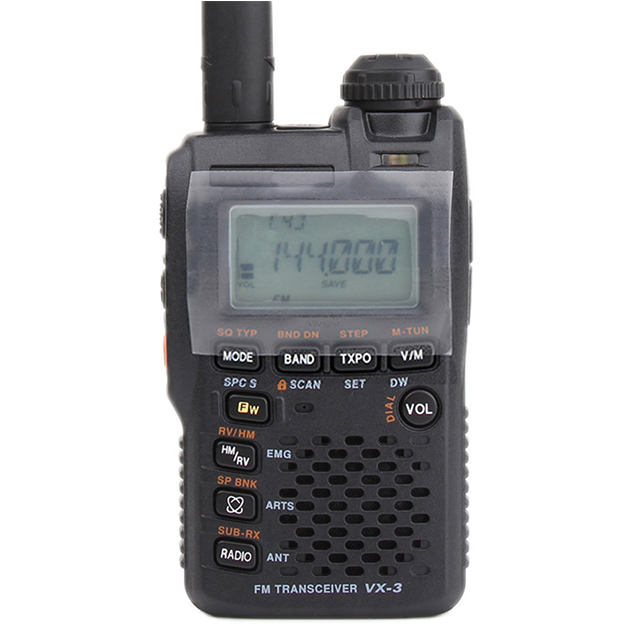 YAESU VX-3R Dual Band VHF <span class=keywords><strong>UHF</strong></span> Marken Digitale Walkie Talkie Ham Radio Großhandel Walkie Talkie