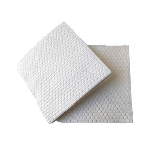 wood pulp fiber cellulose woodpulp polypropylene spunlace nonwoven fabric