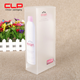 China Supplier Custom High quality Empty Plastic PP/PVC/PET Evian hydrating spray Boxes for Packaging Wholesale