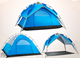 Summer Waterproof Camping Tent 2 Doors Summer Camping Tent For 4 Persons High Quality 4 Season Waterproof Camping Hiking Tents