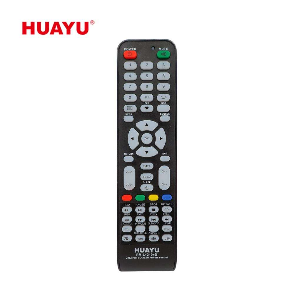 [ China Tv ] Remote Control Tv SYSTO RM-L1210 D HUAYU CHINA BRAND LED TV UNIVERSAL REMOTE CONTROL