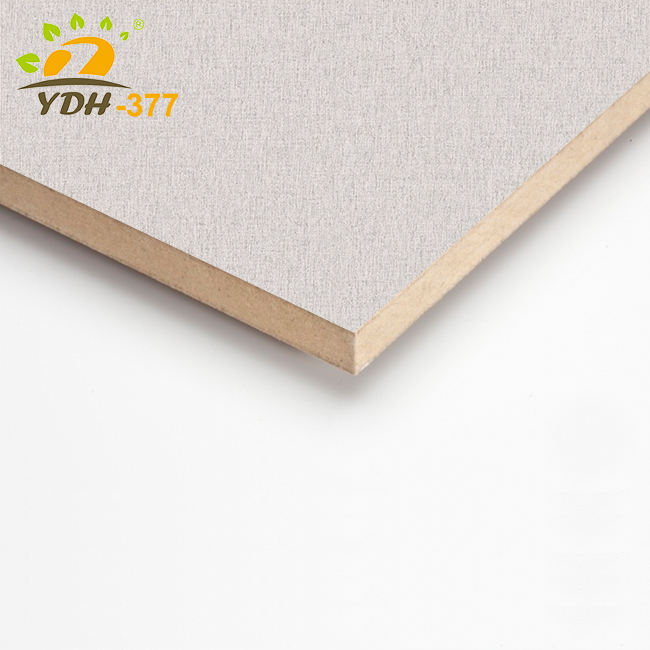 high quality egger melamine board with best price Red Kapok