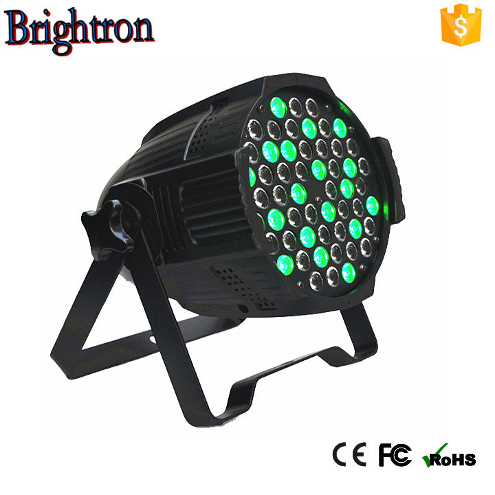 54*3 W LED RGB 3in1 LED <span class=keywords><strong>PAR</strong></span> Ringan/LED <span class=keywords><strong>PAR</strong></span> Stage Lighting