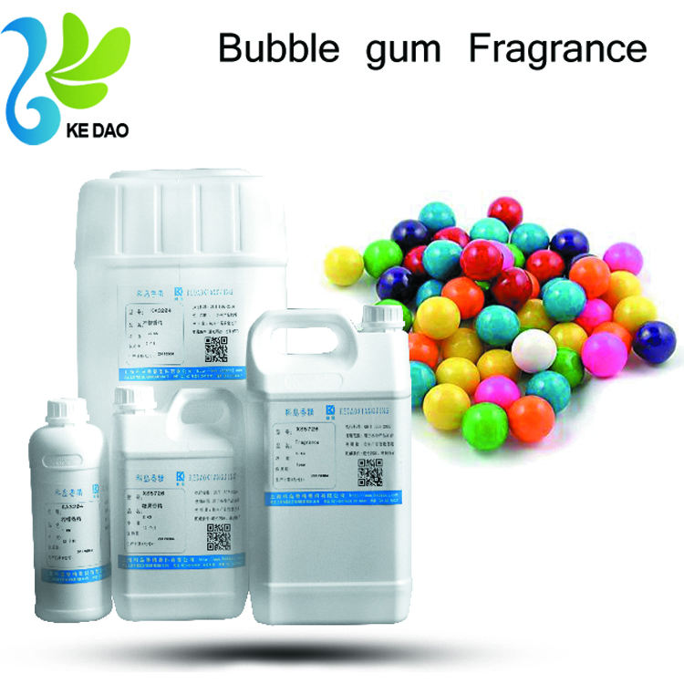 wholesale newest design BUBBLEGUM fragrance for cosmetics,25kg/iron drum