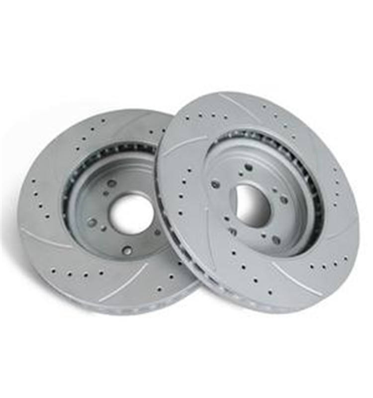 OEM auto spare parts front brake disc (43512-02220)