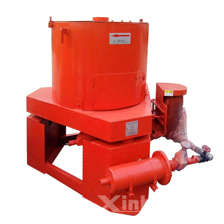 China High Efficiency Gold Centrifugal Separator Mineral Separator
