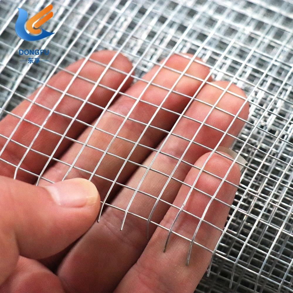 China Factory Supply G.I.Welded Iron Wire Mesh