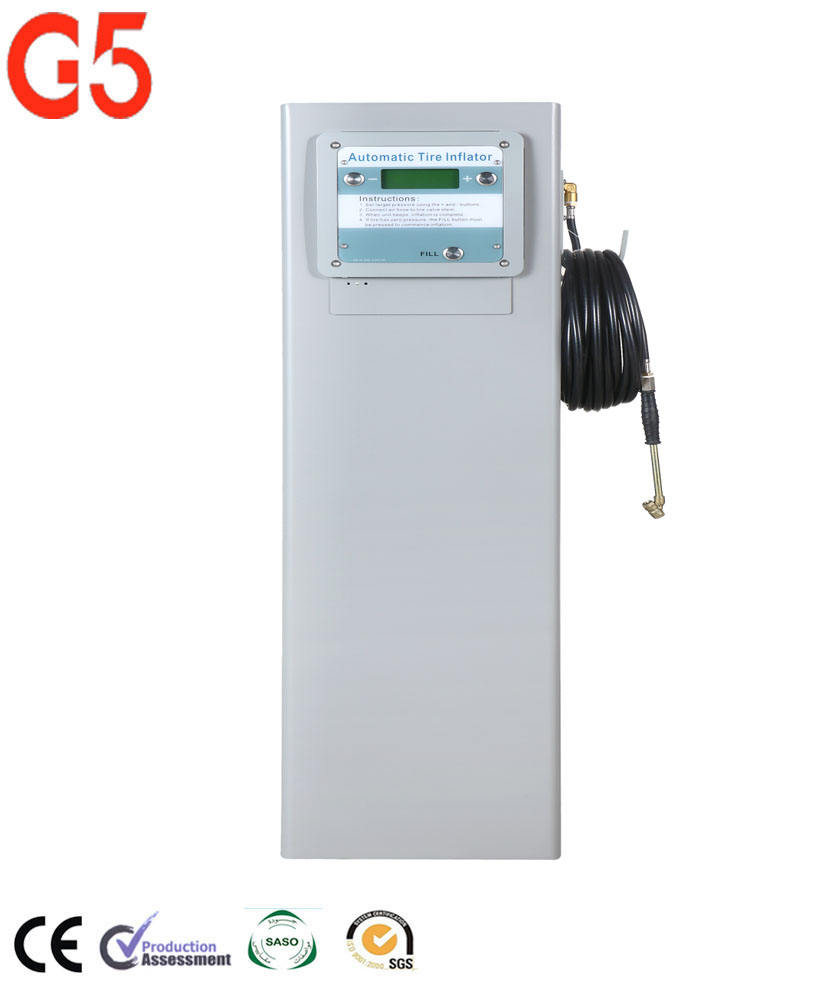 Car Tyre Air Filling Machine Air Compressor Machines Fully Automatic G5 Tyre Inflator Digital Petrol Stations Accessory Air Pump