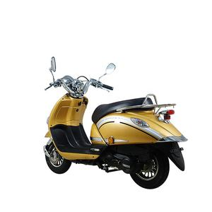 중국 Supplier Quality 125CC 2 휠 가솔린 싼 Gas Scooter