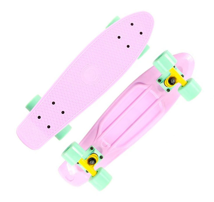 SKATERGEAR wholesale skateboards cruiser mini blank roller skate board