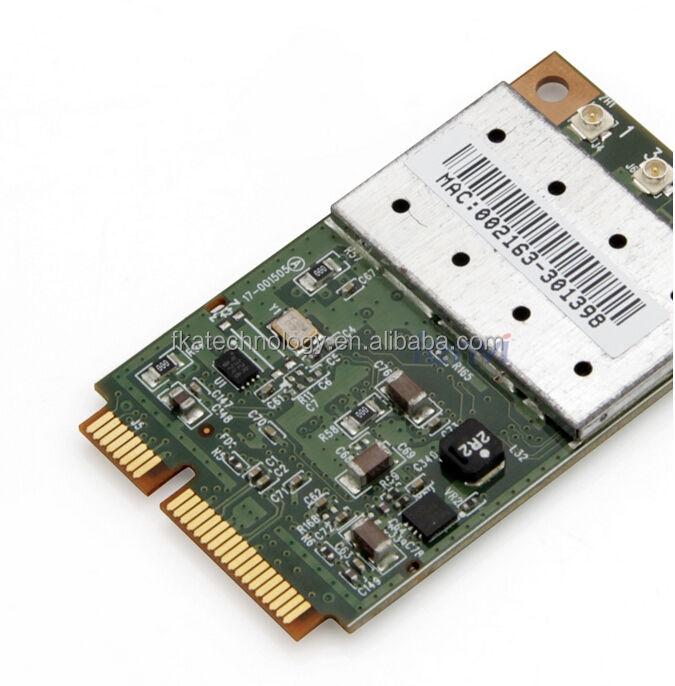 Qualcomm Atheros Ar9382 Ar5bhb116 Half Mini Pci-e Wireless Wifi Card 802.11 a B G N