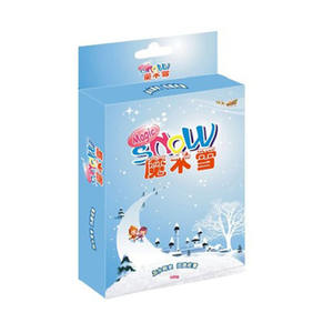 Professional Made Kids Artificial Instant Decorative Snow For Christmas