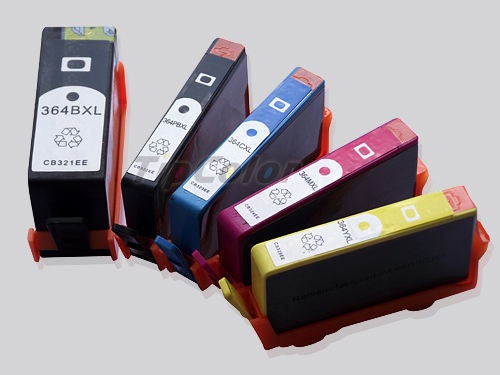 Kompatibel HP364 Black Ink Cartridge CB316EE