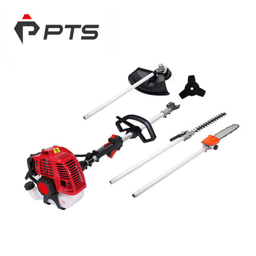 4 in 1 52 CC Petrol Long Reach Multi Function Garden Tool. Includes : Hedge Trimmer Grass trimmer