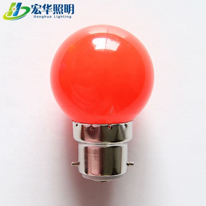 G45 e27 colorful beautiful smd standard small LED vintage antique bulb