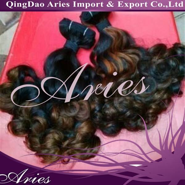Hair Romance Curls 100% Virgin Peruvian Natural Color Human Hair Extension Bouncy Curl Egg Curl