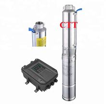 High quality dc submersible solar pump for deep well price solar water pump for agriculture dc solar submersible pump