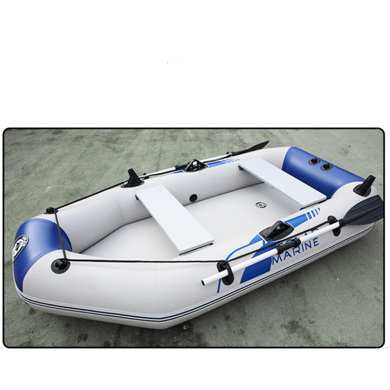 2.3m inflatable boat PVC inflatable raft