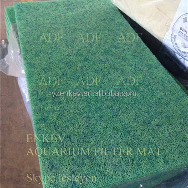 High quality Japanese aquarium filter mat koi mat