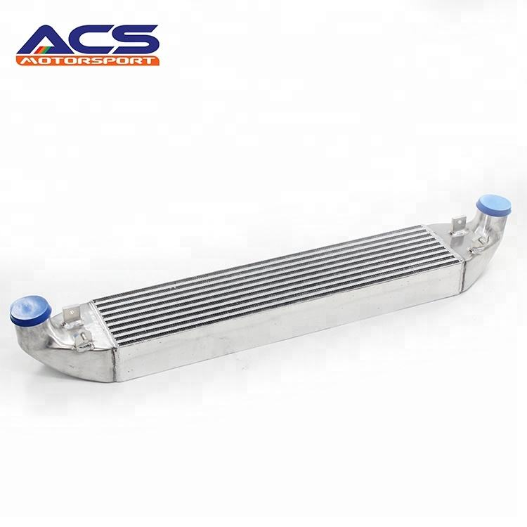 "Silver Aluminum Core Size 28""x6.5""x3""mm Intercooler For Ford Fiesta ST180"