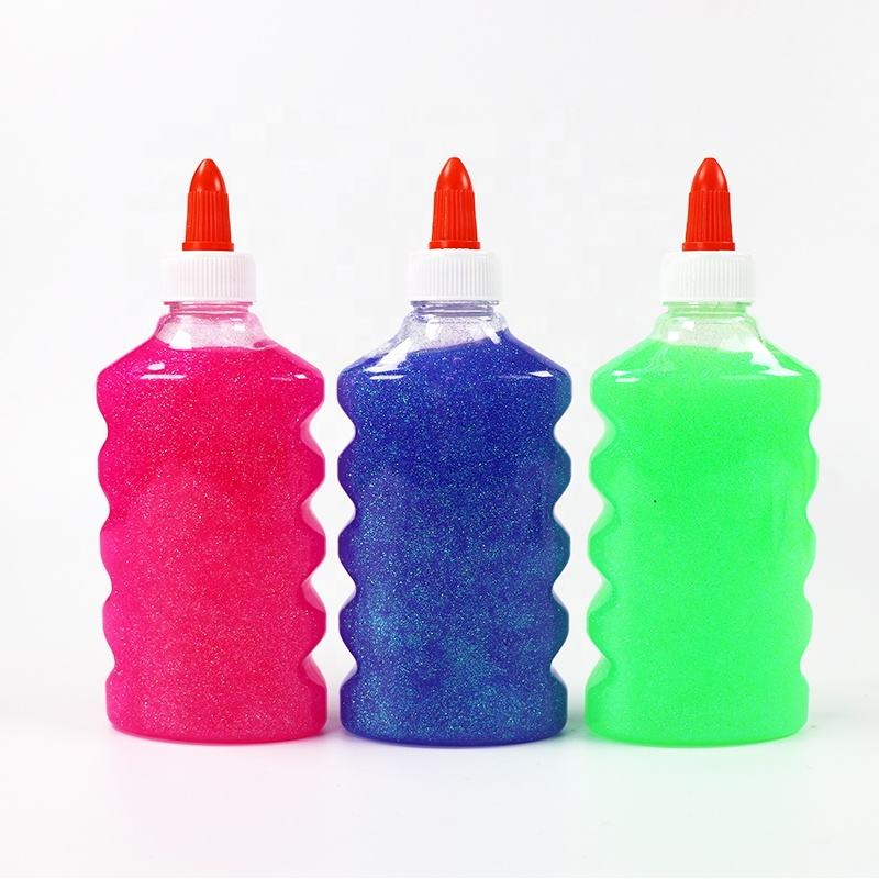 3 Count great for making slime washable liquid glitter glue
